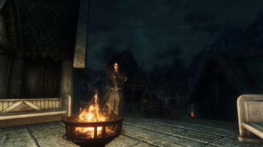 Ultimate HD Fire Spells Brazier Fixed