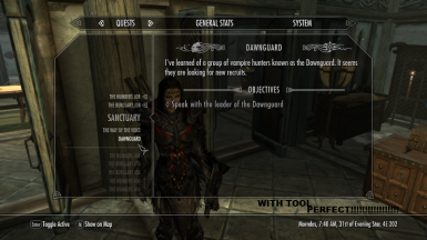 SKYRIM Quest Deleter at Skyrim Nexus - mods and community