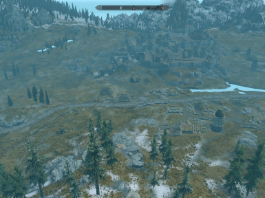 analog of Skyrim Distant Detail