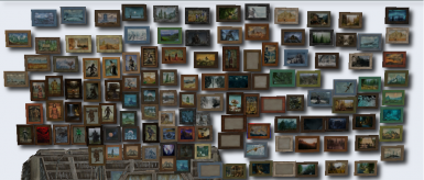Paintings you can craft
