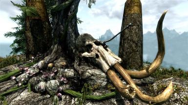 how to find a wood axe in skyrim