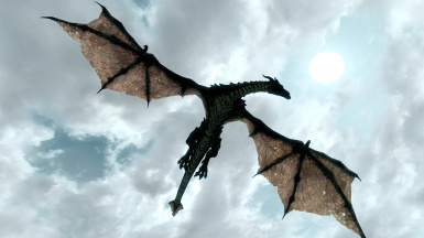 bellyaches hd dragon replacer pack at skyrim nexus mods and community