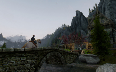 Extreme HDR Graphic Enhancement ENBSeries At Skyrim Nexus
