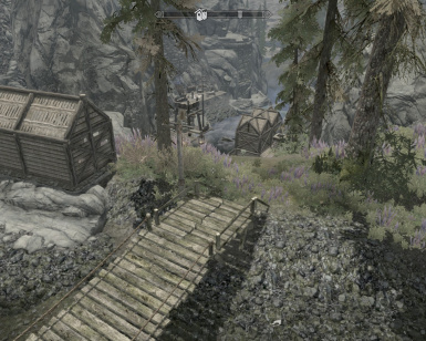 Build Your Own Home Bridge At Skyrim Nexus Mods And