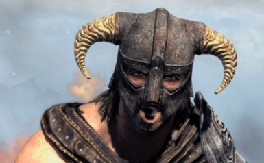 The REAL Fus Ro Dah -Unrelenting Force Shout from Trailer-