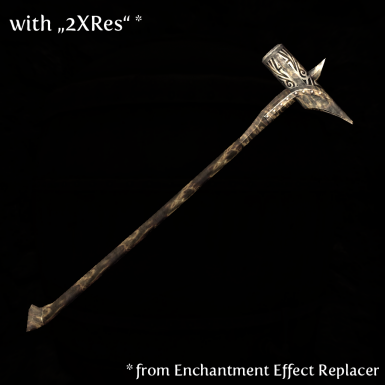 Hammer with 2XRes