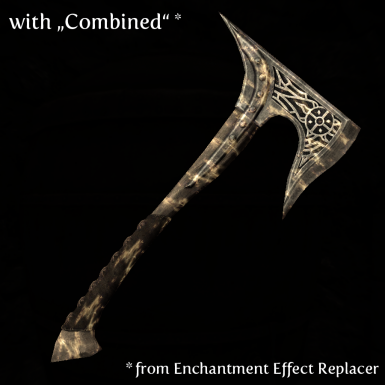 Axe with Combined
