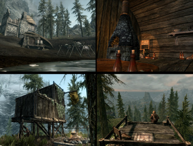 Corners of Skyrim