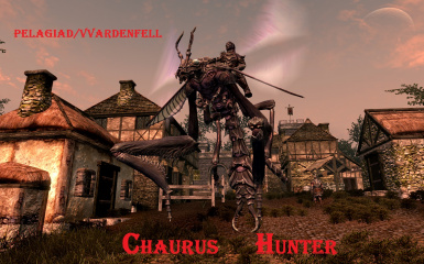 Chaurus Hunter in Morrowind