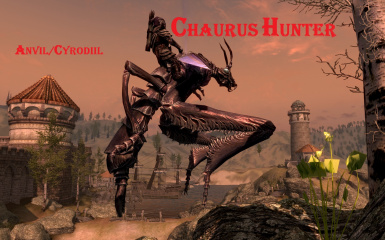 Chaurus Hunter in Oblivion