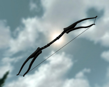 Scoiatael Weapons Black Bow