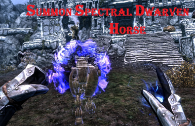 Summon Spectral Horse