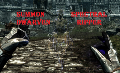Summon Spectral Ripper
