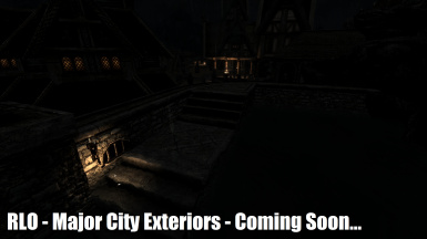 RLO Major City Exteriors Coming Soon