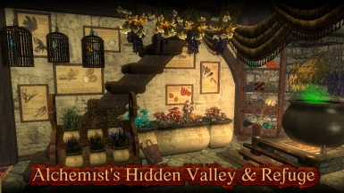 Alchemists Hidden Valley