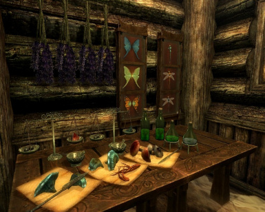 Alchemy Clutter Resource
