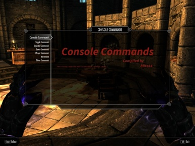 Mod categories at Skyrim Nexus - mods and community