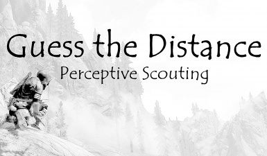Guess the Distance - Perceptive Scouting