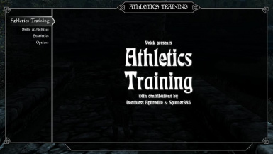 Athletics Training - with MCM
