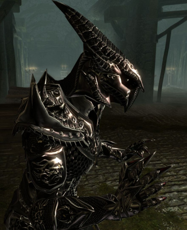 Daedric Armor and weapon Improvement