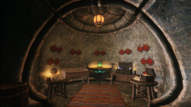 Enchanting Room with new additions - SoulGem Chest and Scroll Chest