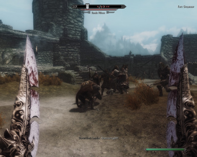 Bandits Attacking Greymoor