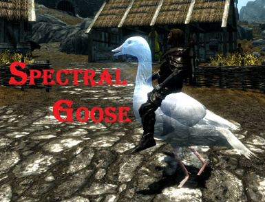 spectral goose