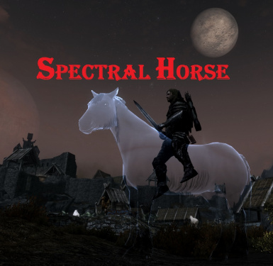 spectral horse