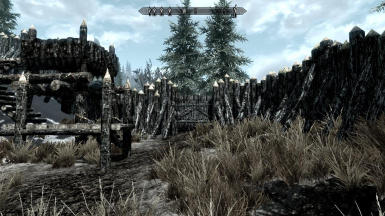 Morthal Third Gate