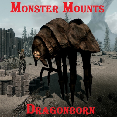 Monster Mounts Dragonborn