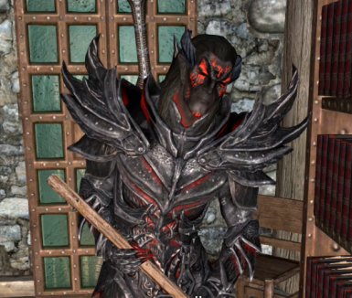 Morrowind Style in game