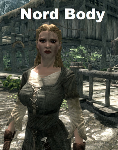 Gerder as a Nord - BBR body