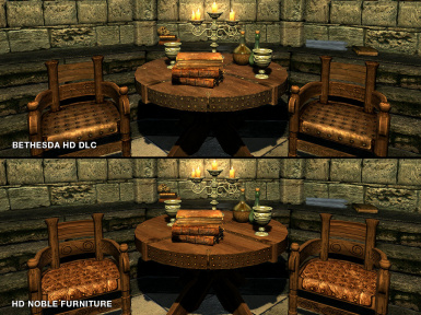 Hd Noble Furniture At Skyrim Nexus Mods And Community