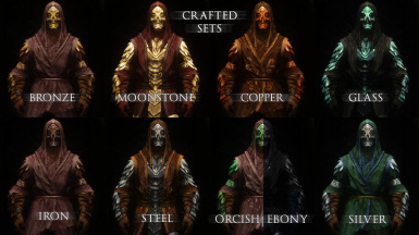 Crafted Sets