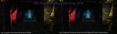 The Forgotten Mountain Keep