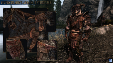 Skyrim Hd Armor Textures - Free Photo and Wallpaper