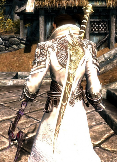 TERA Weapons Collection - AttT Compatibility Patch at Skyrim