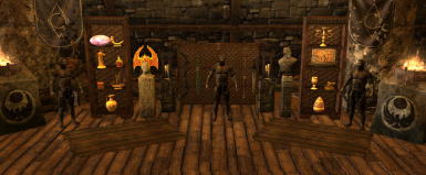 The Thieves Guild Display