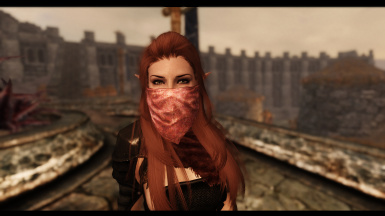 Face Masks of Skyrim