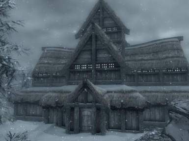 Shrine of Stendarr in Winterhold