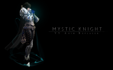 YY Anim Replacer - Mystic Knight