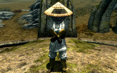 Kung Fu Outfit - Standalone at Skyrim Nexus - mods and community
