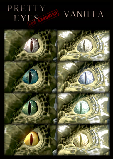 Before and After 1 - Argonian