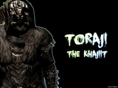 Toraji image edited by KHAJIITAS