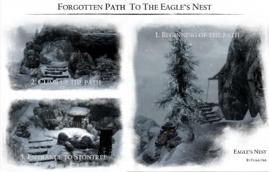 Forgotten path to the Eagles Nest