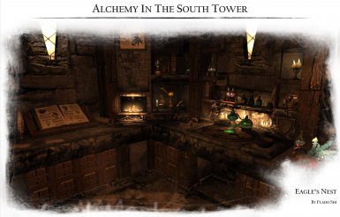 Alchemy in the south tower