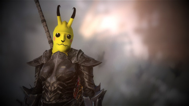 Masque of Pikachu Vile