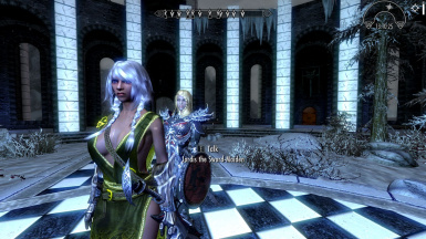 Killer Keos Mageapprentice mesh with Opulent Outfits texture