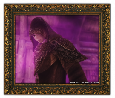 Opulent Outfits - Mage Robes of Winterhold v4