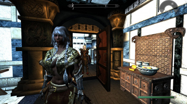 Killer Keos Archmage mesh with Opulent Outfits texture